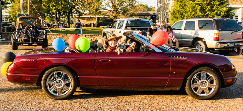 2016 Possum Queen Barbara Sprague!<br />(Click on this image to view more photos of the Possum Parade)