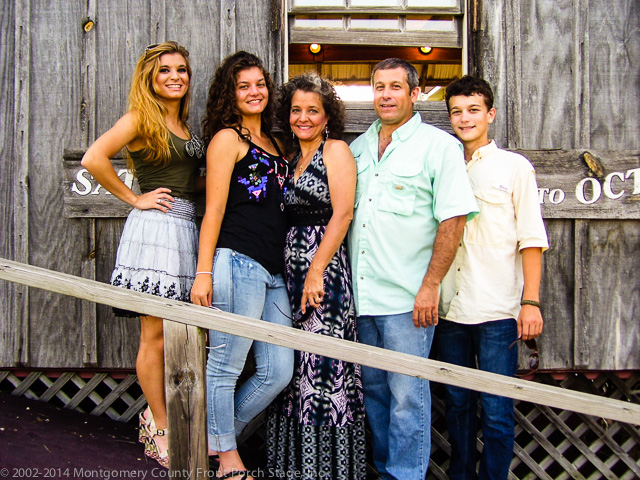 A great photo of the Davanzo Family band: Brittany, Monica, Bridgette, Carmen, and Nick. Thank you all for bringing your music to the Front Porch Stage. (Click on this image to see more photos)
